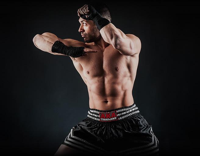 Muay Thai Training