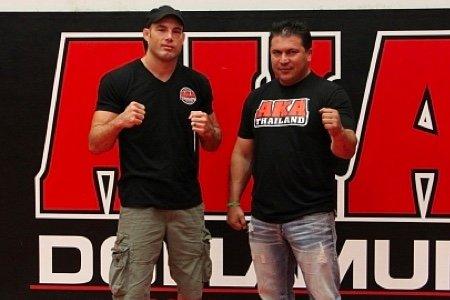 Mike Swick & Javier Mendez