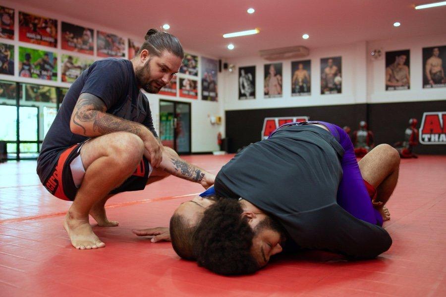 Mixed Martial Arts Private Lesson