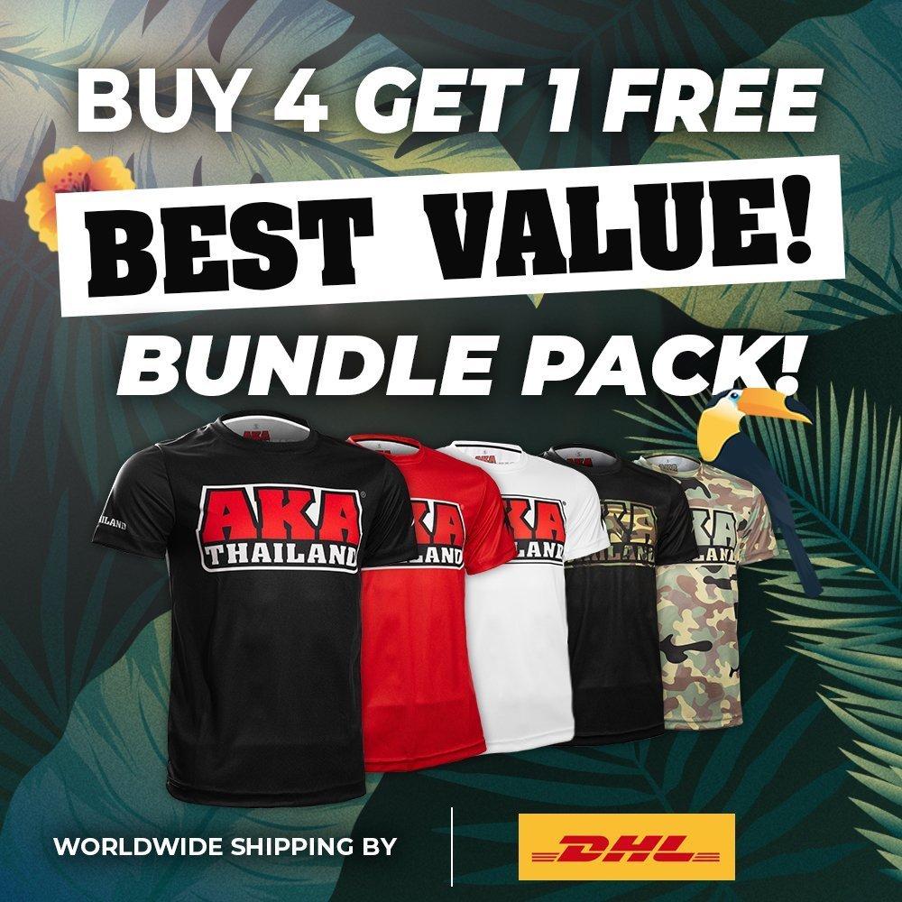 5 pack bundle